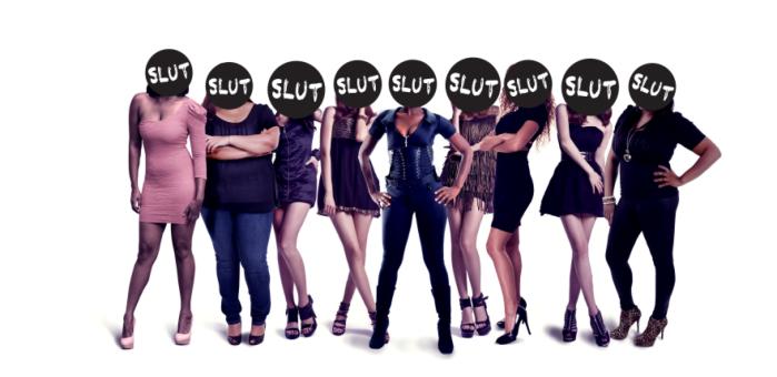 Illustration Slutwalk