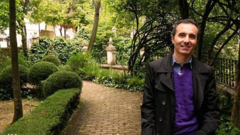 Octavio Salazar, professeur de Droit Constitutionnel à l'Université de Cordoue (Photo : El Norte de Castilla)