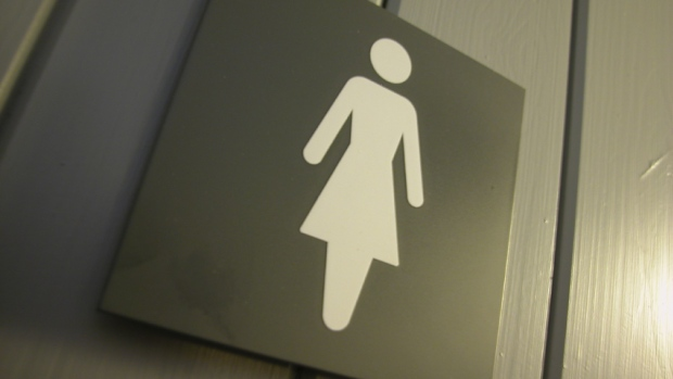 logo femme toilette