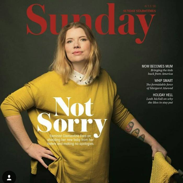 Clementine Ford_Not Sorry