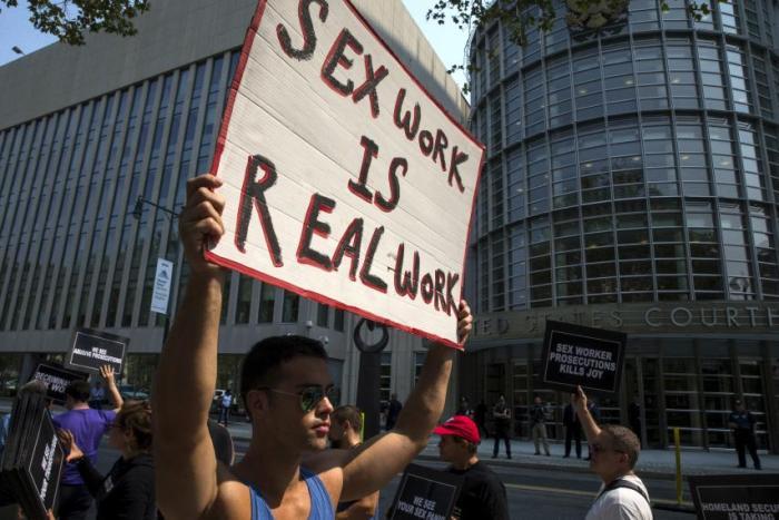 sexwork placard