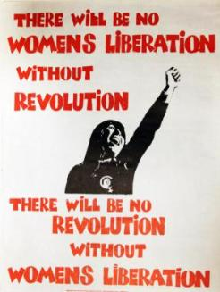 There will be no revolution