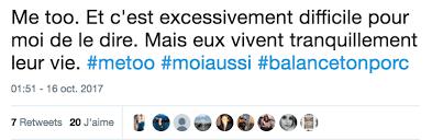 tweet MoiAussi