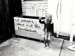 A womans place resistance