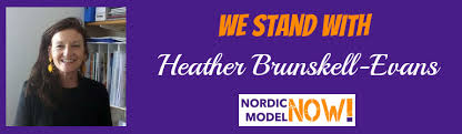 We stand with Heather BE