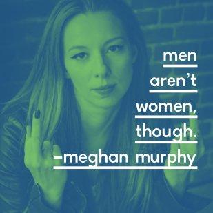 Men aren't women