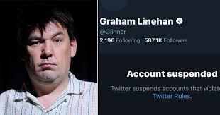 Graham Linhan s'esdt adressé à la Chambre des Lords britannique pour décrier la censure du mouvement transactiviste.